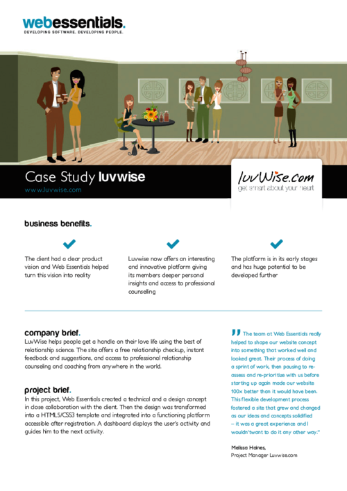 Download LuvWise Case Study